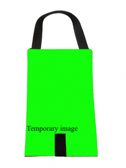 Communication Tote - Flo Green